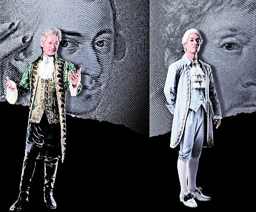 세기의 라이벌? 모차르트 & 살리에리, 오페라서 오해 푼다 기사의 사진