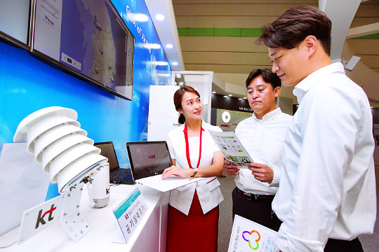 [포토] 사물인터넷 국제전시회 기사의 사진