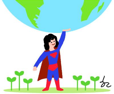 [한마당-김명호] 지구를 구하는 작은 영웅들 기사의 사진