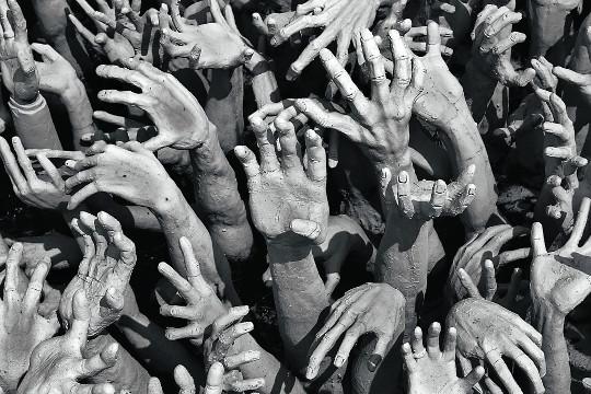 [이지현의 두글자 발견 : 지옥] '마음 지옥'에서 빛을 구하다 기사의 사진