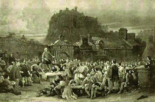 '스코틀랜드 언약도 신앙고백' 국내 첫 공개 기사의 사진