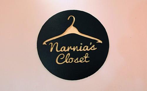 금요일 밤에는 '나니아의 옷장'에 들어오세요 기사의 사진