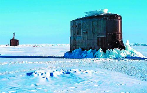 [논설실에서] 북극 전쟁 기사의 사진