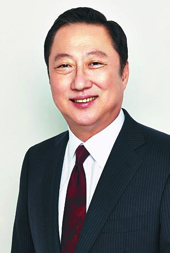 박용만 상의회장 北·中 접경지역 방문 기사의 사진