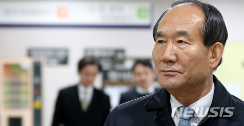 檢, 박승춘 前 보훈처장 '직무유기' 무혐의 처분 기사의 사진