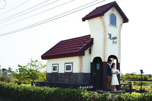 """""""결혼은 아담과 하와가 잃어버린  에덴동산의 행복 찾아가는 과정"""" 기사의 사진"""