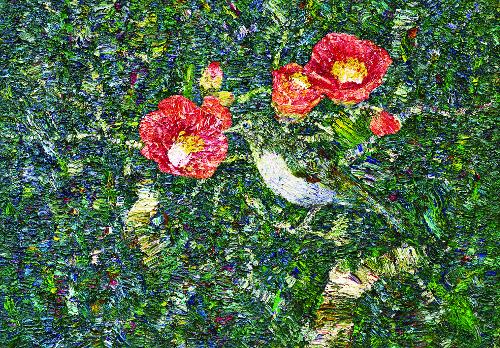 [미술산책] 여수의 동백꽃 기사의 사진