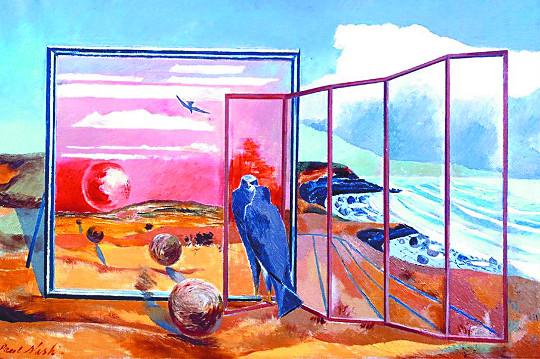 [미술산책] 해변, 거울, 새… 꿈의 풍경 기사의 사진