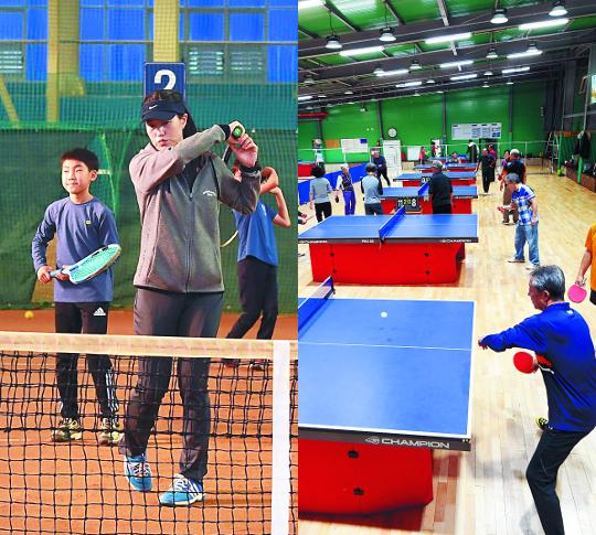 [And 스포츠] 건강한 삶의 원천은 평생 즐기는 스포츠 기사의 사진