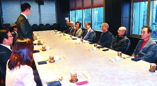 국민일보 크리스천리더스포럼 자문단 회의 기사의 사진