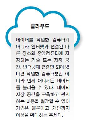 싸고 편하다고 방심… 뒤통수 친 '클라우드 재난' 기사의 사진