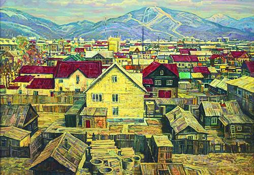 [미술산책] 사할린의 봄 기사의 사진