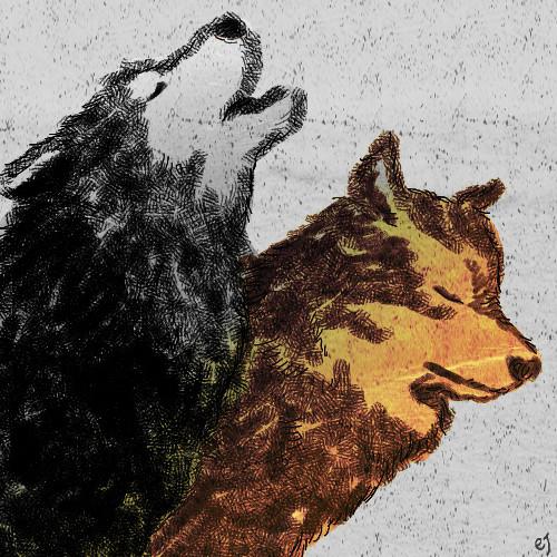 [이지현의 티 테이블] 내 안의 '늑대' 길들이기 기사의 사진