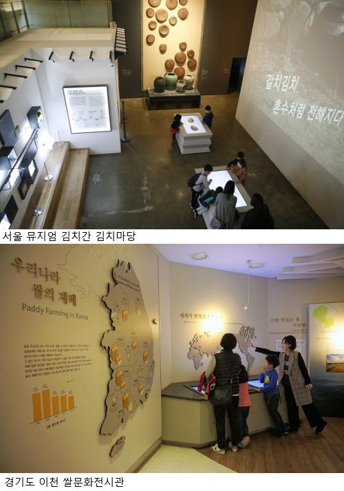 지역 특산물 보고 즐기는 '맛있는 박물관 여행' 기사의 사진