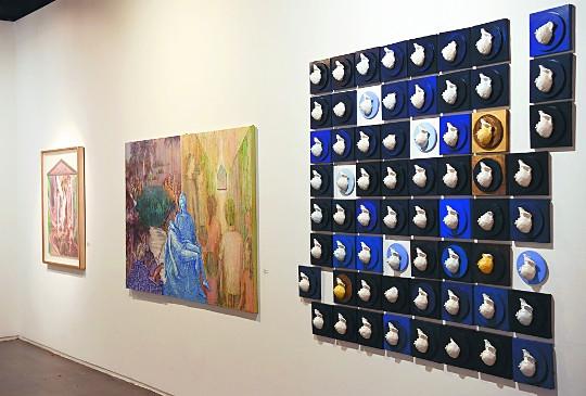 미술과 음악의 콜라보 '소망 기억하다' 기사의 사진