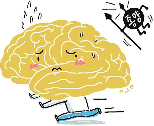 [헬스 파일] 발병 위치 따라… 다양한 뇌종양 증상들 기사의 사진