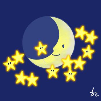 [겨자씨] 달과 별이 함께 있는 이유 기사의 사진