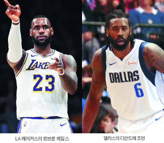[And 스포츠] NBA '권력 교체'노리는 약팀들의 반란 기사의 사진
