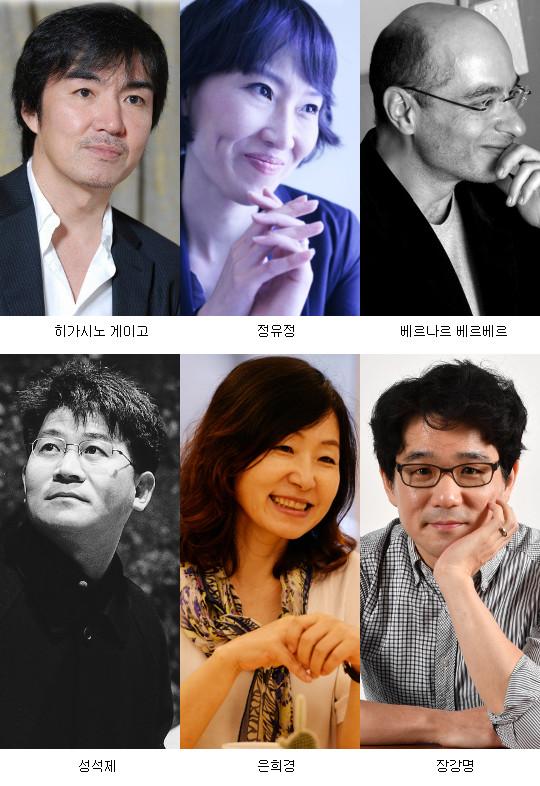 2019 문학계, 국내외 스타 작가들의 신작이 쏟아진다 기사의 사진