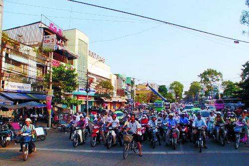 [해외선교·성지순례 안전 기상도] 베트남 호치민 국제공항 '여행가방 이름표' 주의 기사의 사진