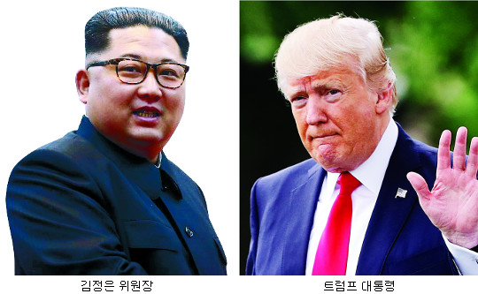 """""""美, 유연한 협상안 北에 전달""""…패키지 딜 공감 기사의 사진"""
