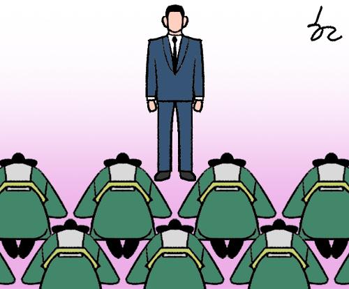 [한마당-이흥우] '미스터 프레지던트' 기사의 사진