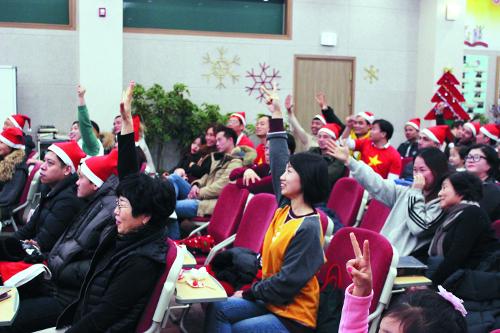 주일마다 16개국 이주 노동자 모여 예배드리는 '만국교회' 기사의 사진