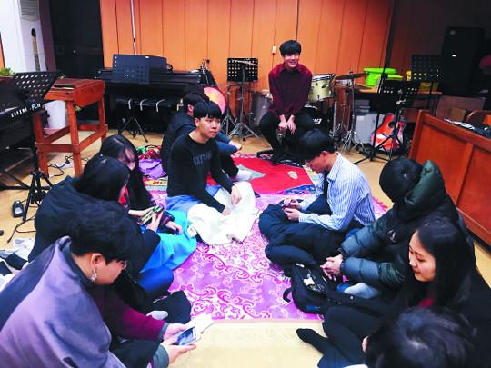신앙지도 받으며 공동체 생활… 기독 학사관 인기 기사의 사진