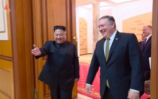 선(先) 본토 위협 제거, 후(後) 완전한 비핵화, 미 전략 변화 조짐 기사의 사진