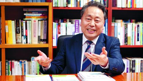 """""""주 안에서 행복한 가정 만들고  천국 환송 지도자 양성도 최선"""" 기사의 사진"""