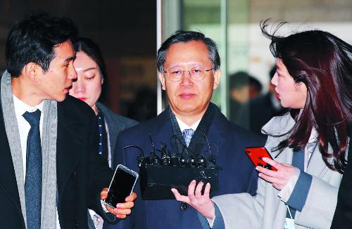 前대법원장 피의자 심문 '초유의 상황' 사법부가 자초했다 기사의 사진