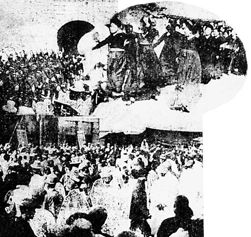 만세 운동에 기생들도 참여했을까 기사의 사진