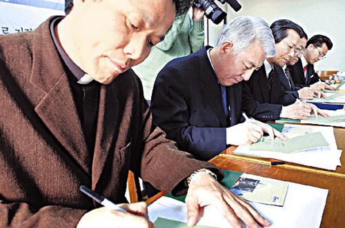[역경의 열매] 송길원 (9) 옥한흠 목사 문하생으로 추천받아 목회 배워 기사의 사진