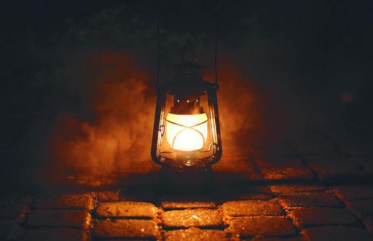예언, 어둠 밝히는 등불 미혹 말라 말씀하셨다 기사의 사진