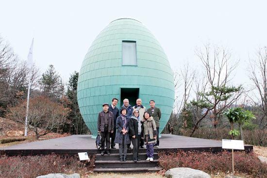[역경의 열매] 송길원 (11) 기부받은 양평 땅에 '가정사역센터' 짓기로 기사의 사진