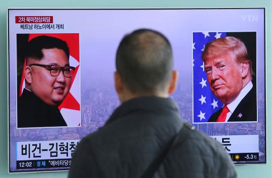 내주 2차 실무회담서 비핵화-상응조치 목록 작성할 듯 기사의 사진