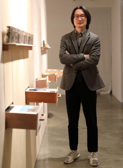 """송은미술대상 수상 김준 """"우리 사회 둘러싼 온갖 소음, 미술로 보여주고 싶었다"""" 기사의 사진"""