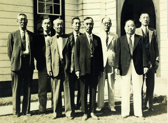 복원된 '주미 대한제국 공사관'… 사라진 '歐美위원부' 기사의 사진