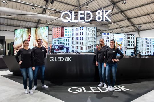 삼성, QLED TV 유럽 시장 집중 공략한다 기사의 사진
