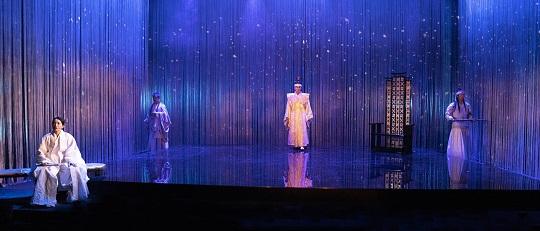 사랑은 무엇인가… '아랑가' 뮤지컬x창극, 그 절묘한 만남 기사의 사진