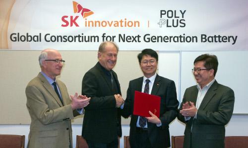 SK이노, 美 배터리 업체와 리튬 금속 전지 개발한다 기사의 사진