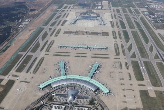 인천공항, 국제여객 기준 '세계 5위' 공항 첫 달성 기사의 사진