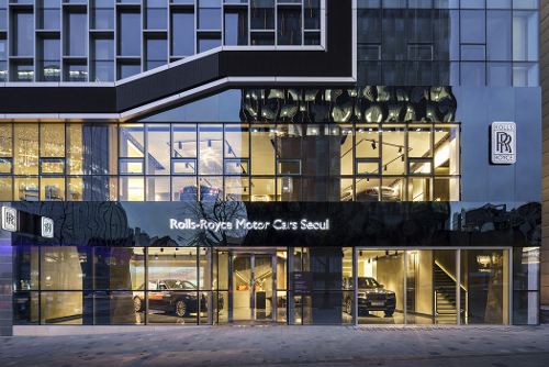 롤스로이스 모터카, 세계 첫 '부티크 쇼룸' 서울서 오픈 기사의 사진