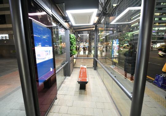 미세먼지 줄이는 신개념 정류소·지하보행공간 만든다 기사의 사진