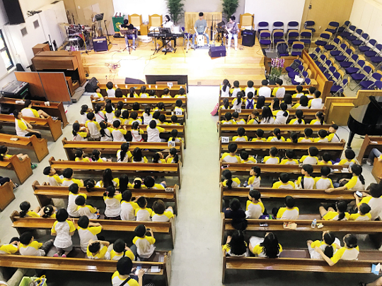 주민들의 친구가 된 교회, 은평에 살고 싶은 이유가 됐다 기사의 사진