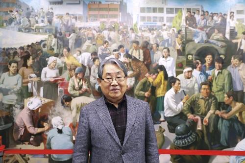 """""""5월 광주는 80만이 한몸 된 공동체였다"""" 기사의 사진"""