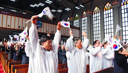 그날 만세 함성, 평화염원 기도로… 대한민국 다시 일깨우다 기사의 사진