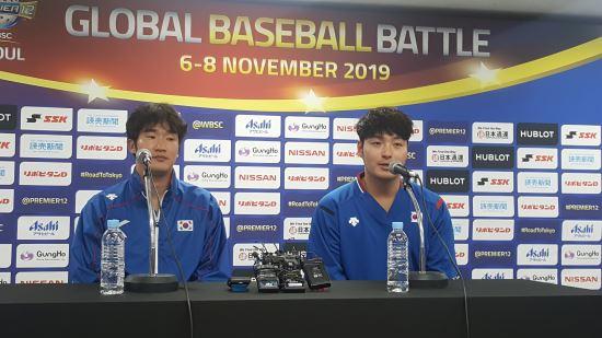 """쿠바엔 너무 생소했던 박종훈 """"자랑스럽게 야구하겠다"""""""
