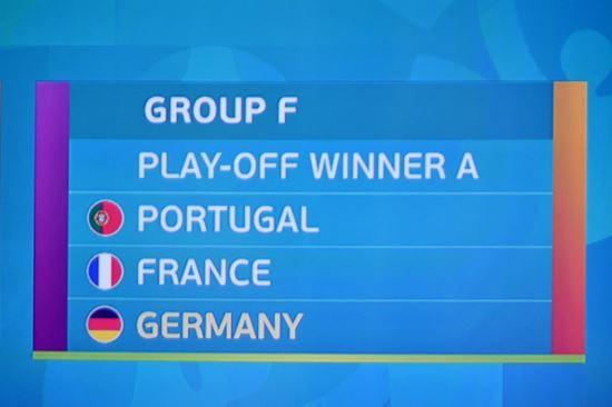 독일·프랑스·포르투갈, 유로2020 유례없는 '죽음의 조'