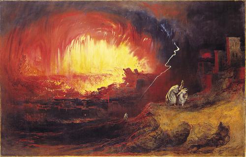 예수 재림 때 행하려던 불의 심판, 소돔과 고모라에 내린 까닭은… 기사의 사진